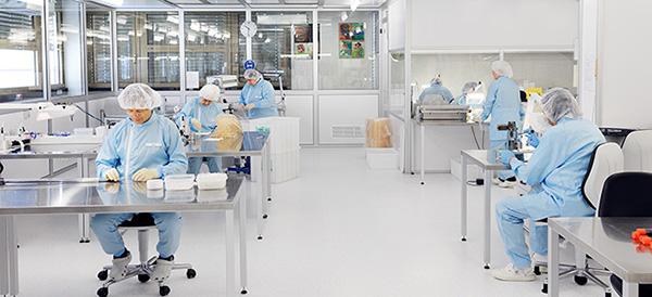 clean room5upp - Компания ТОВ «СпецКиевБуд»