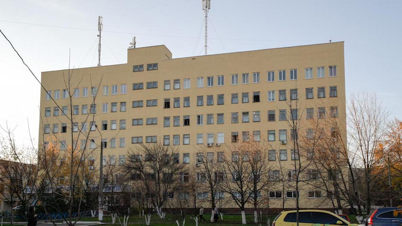 Киевская городская туберкулезная больница №1