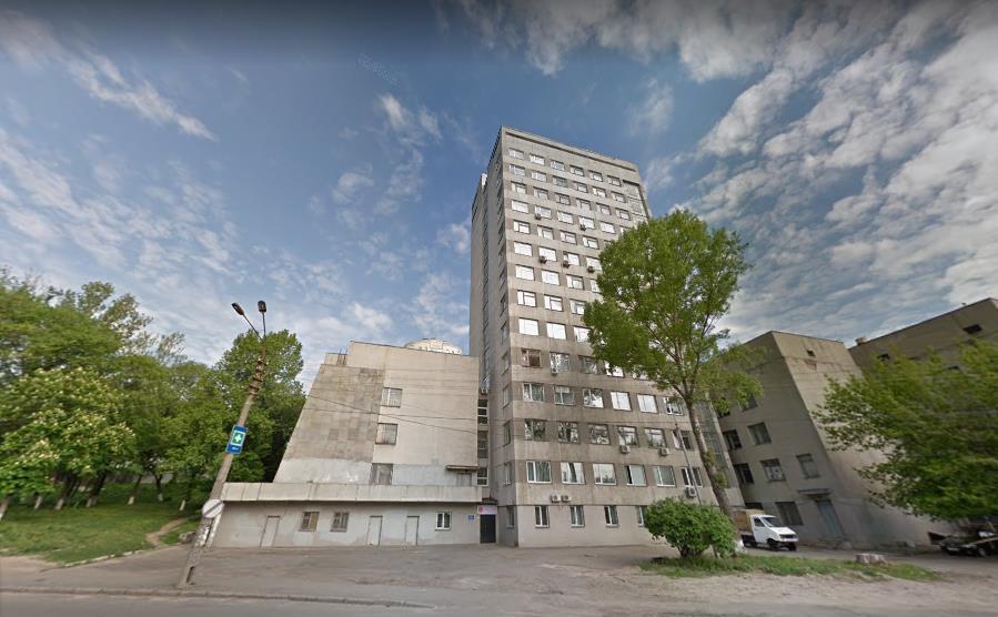 Районная больница № 10 г. Киева.